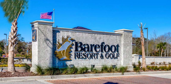 Barefoot Resort & Golf